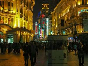 Shanghai-East-Nanjing