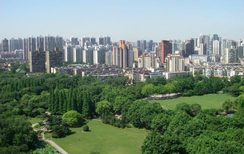 Shanghai-neighborhoods-Zhongshan-Park