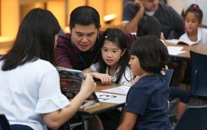 Dads-Reading-to-children-helps-language-development