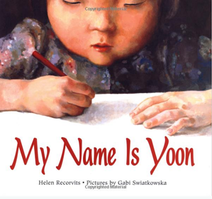My Name is Yoon Book