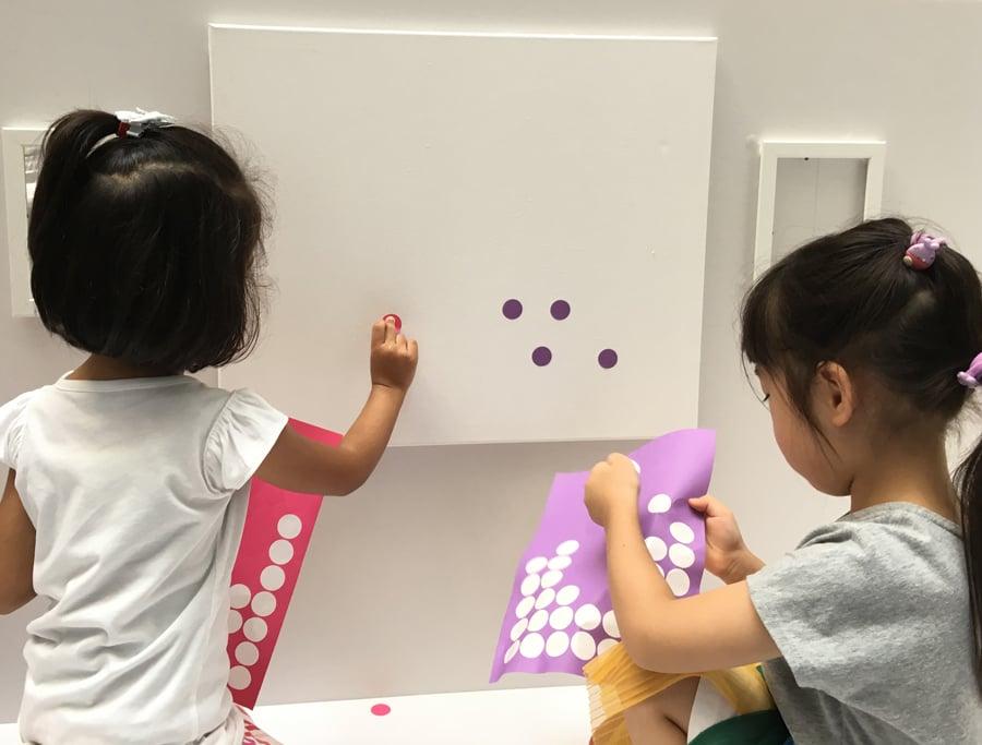 early-learning-dot-art