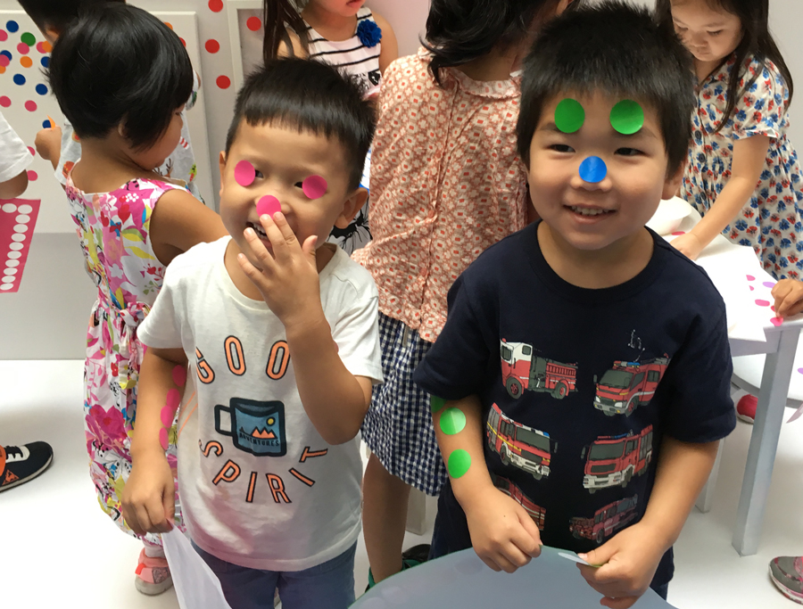 early-learning-international-dot-day