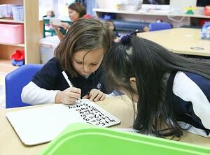 practicing-math-on-school-break