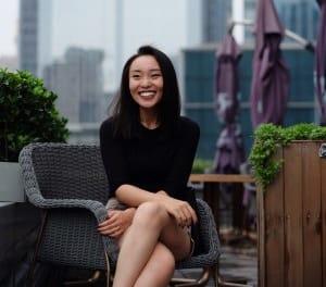 Angelina Tian, Class of 2015