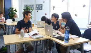 Concordia students enjoy innovative approaches to learning including both problem-centered and student-centered.