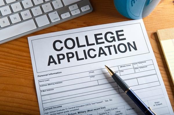 Collge-application-process