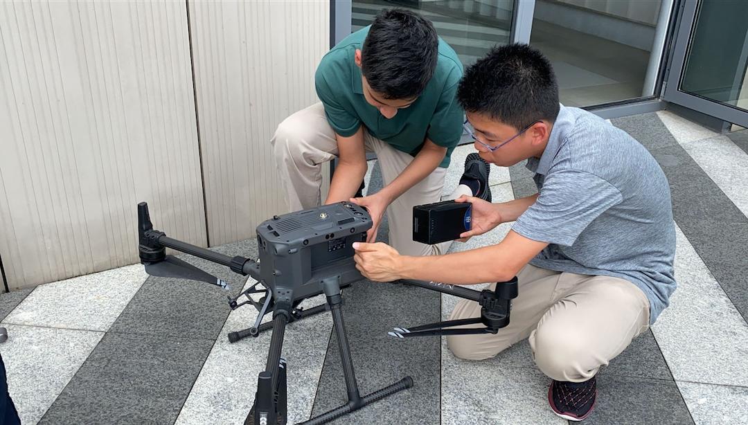 Concordia-SH-Students-visit-DJI-Drones 3