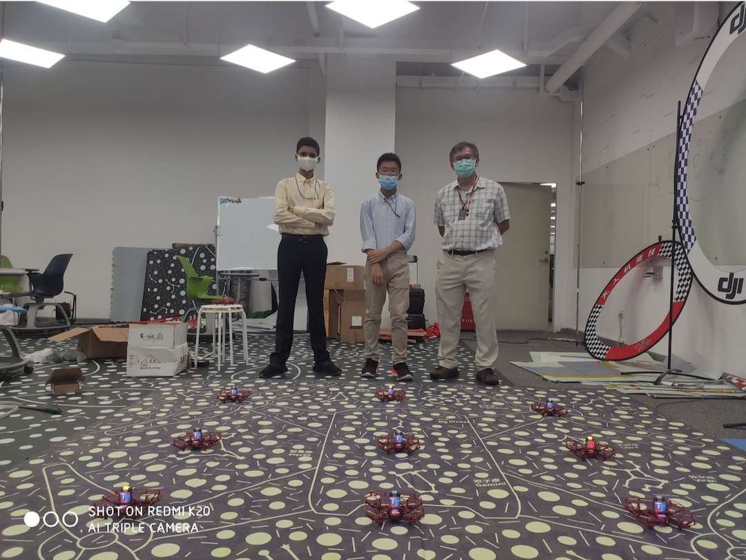 Concordia-SH-Students-visit-DJI-Drones-1