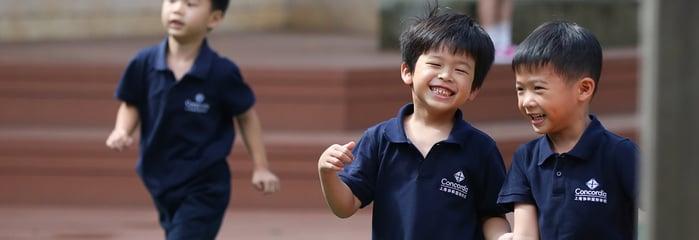 smiling-students-concordia-shanghai