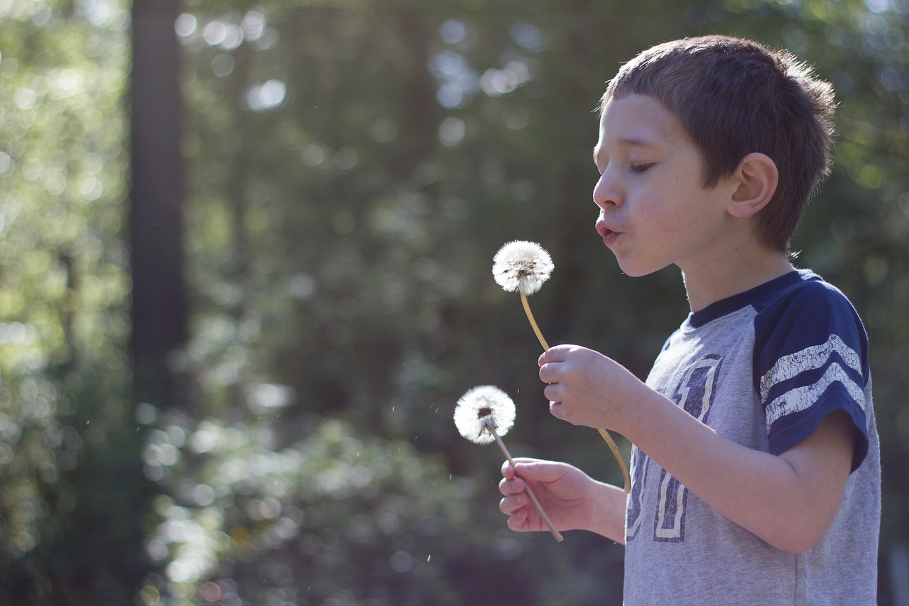 5 Mindful Breathing Strategies for Small Children