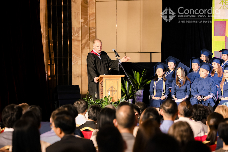 Graduation 2021 Teacher Commencement Address
