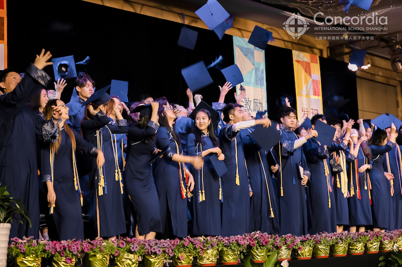 Congratulations to the Concordia Shanghai Class of 2021!